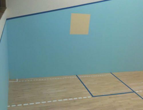 Squash court 8