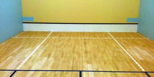 Squash court 1