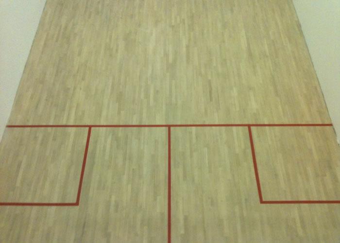 Squash court 6