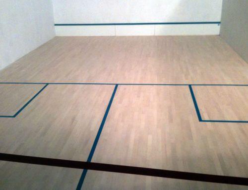 Squash court 7