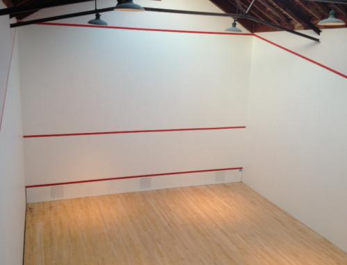 Bath Squash Court