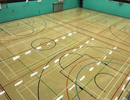 Sports Hall Scrub & Seal – Leasowe